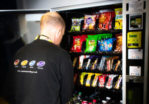 Fully Managed Vending Services