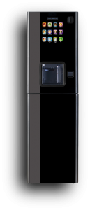 Compact Floor Standing Coffee Machine Rental