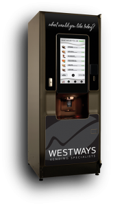 Floor Standing Coffee Vending Machine Rental