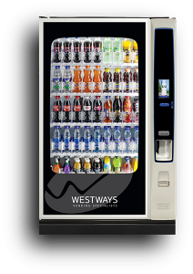Large Cold Drink Vending Machine Hire