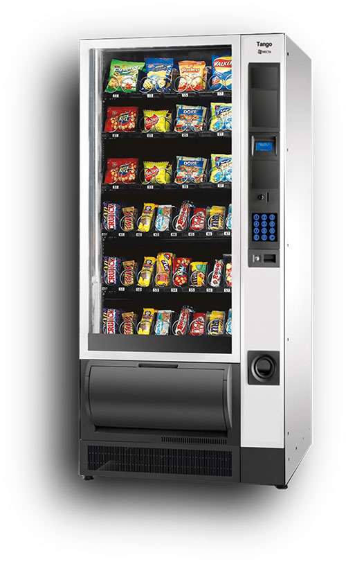 Small Snack Machine Rental