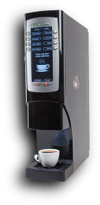 Table Top Compact Instant Coffee Machine Rental