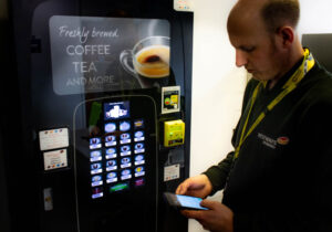 Large Business Vending Solutions